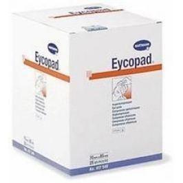 Eycopad Kompresy oczne jałowe 56 x 70mm x 25 sztuk