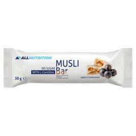 ALLNUTRITION Musli Bar L-carnitine black currant 30g