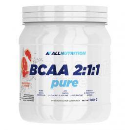 ALLNUTRITION BCAA 2:1:1 pure strawberry 500g