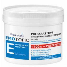 Pharmaceris E Emotopic preparat 3w1 intensywnie natłuszczający 400ml+100ml Gratis