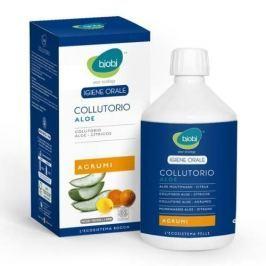 Płyn do płukania ust z wyciągiem z aloesu i olejkami z owoców cytrusowych 500ml