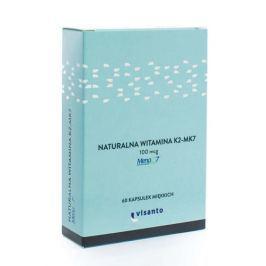 Naturalna witamina K2-MK7 100mcg x 60 kapsułek