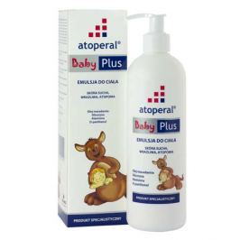 ATOPERAL Baby Plus emulsja do ciała 200ml