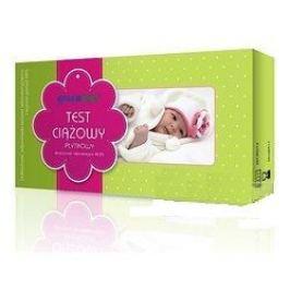 Test ciążowy płytkowy Greenmed GT-001 x 1 sztuka