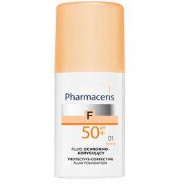 Pharmaceris F Fluid Ochronno-Korygujący SPF50+ 01 Ivory 30ml