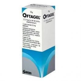 OFTAGEL żel 10g