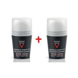 VICHY HOMME Dezodorant antyperspirant w kulce 50ml 1+1 sztuka