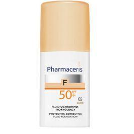 Pharmaceris F Fluid Ochronno-Korygujący SPF50+ 02 Sand 30ml