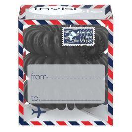 Invisibobble Letter From Grey szara gumka do włosów x 3 sztuki w opakowaniu