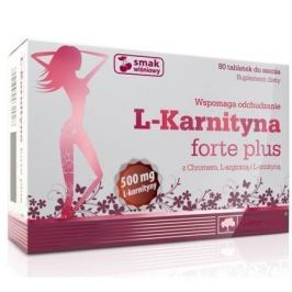 OLIMP L-Karnityna Forte Plus x 80 tabl.