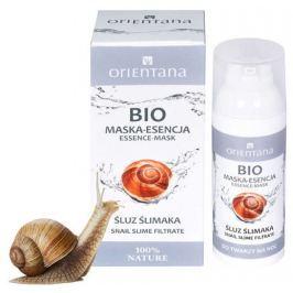 ORIENTANA Bio Maska-Esencja Śluz ślimaka 50ml