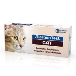 ALERGENTEST CAT Test do wykrywania alergenów na sierści i skórze kota x 1 sztuka