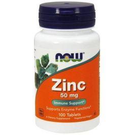 Zinc 50mg x 100 tabletek