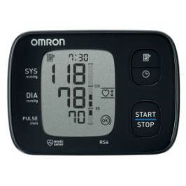 OMRON Ciśnieniomierz nadgarstkowy RS6 x 1 sztuka
