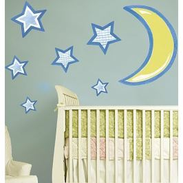 Naklejki naścienne Wallies - dekoracja wielkoformatowa: niebo