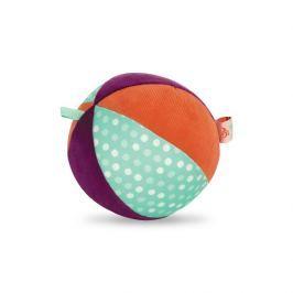 Pluszowa piłka sensoryczna z dzwoneczkiem B.Toys - Make it Chime