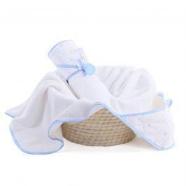 Ręcznik z kapturkiem ColorStories (rozm. M) - MilkyWay Blue