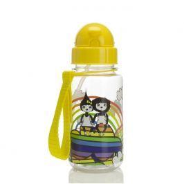 Bidon dla dzieci Zip&Zoe - Rainbow