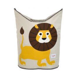 Kosz na pranie - lew