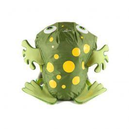 Plecak Little Life (3+): SwimPack na plażę i basen - zielona żaba