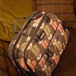 Wielofunkcyjna torba-łóżeczko turystyczne dla niemowląt Bizzi Growin Pod - Bee