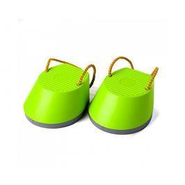 Kopyta na Sznurku Clip Cloppers Fat Brain Toys - zielone