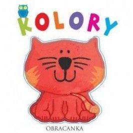 Książka Obracanka - Kolory
