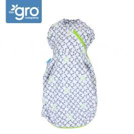Otulacz i śpiworek 2w1 Gro-Snug (cosy) - Penguin Pop Charcoal