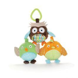 Trzy zabaweczki do wózka Treetop Friends