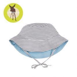 Kapelusz dwustronny Splash&Fun (UV 50+)  - Small Stripes (18-36mc)