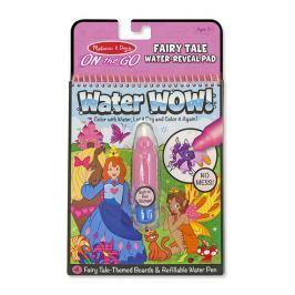 Kolorowanka wodna wielokrotnego użytku Water Wow - bajki
