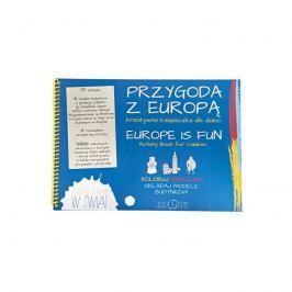 Przygoda z Europą - kreatywna książeczka
