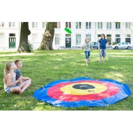 Tarcza XL i dyski do rzucania na punkty Buiten Speel - kolorowa