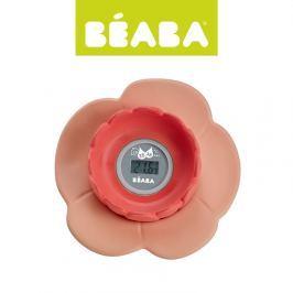 Termometr kąpielowy Beaba Lotus - nude/coral