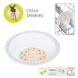Miseczka Lassig Little Spookies - peach