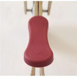 Nakładka na siodełko Wishbone Bike - czerwona