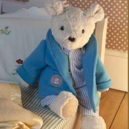 Ubranko Beartales - piżamka niebieska