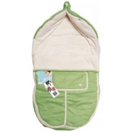Śpiworek do wózka i fotelika Nore (6-36 mcy) - Lime green