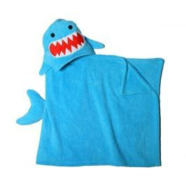 Ręcznik z kapturkiem - rekin