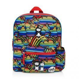 Plecak Zip&Zoe Midi - Rainbow (3-5lat)