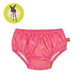 Majtki wodoodporne z pieluszką Splash&Fun (UV 50+)  - Peach stars (6mc)