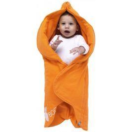 Otulacz-śpiworek Fleur Wallaboo - Sun Orange