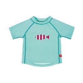 Koszulka z krótkim rękawem Splash&Fun (UV 50+) - Aqua 36m
