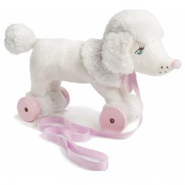 Pluszowy pies Ragtales do ciągnięcia - Coco