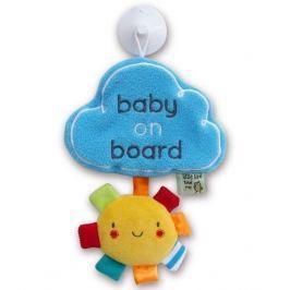 Zawieszka do samochodu - Baby on Board
