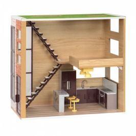 Akcesoria Lori - drewniany Loft
