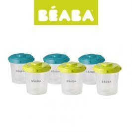 Zestaw słoiczków Clip Beaba 6 x 200 ml