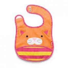 Śliniak dla dzieci Skip Hop - kotek