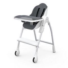 Krzesełko do karmienia  i leżaczek 2w1 Coocoon Oribel - szare