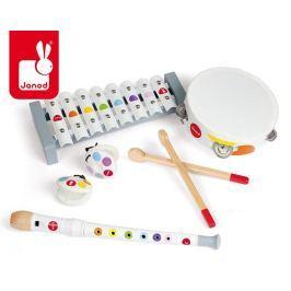 Zestaw instrumentów Confetti mały